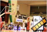 2014/04/13 対島根スサノオマジック戦 #2 モス選手のFT