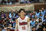 2014/12/21 対京都ハンナリーズ #16 笠原太志