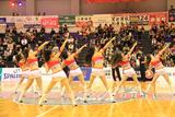 2016/03/13 対琉球ゴールデンキングス戦 バンビーナス - 2