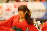 2015/01/24 対島根スサノオマジック戦 バンビーナス#1 HIROMI - 2