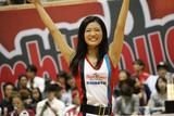 2015/10/11 対大阪エヴェッサ戦 バンビーナス #8 HARUKA