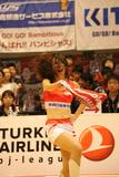 2015/11/07 対京都ハンナリーズ戦 バンビーナス #10 MASUMI - 1