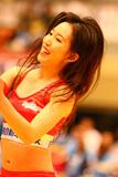 2015/11/08 対京都ハンナリーズ戦 バンビーナス #7 NATSU - 1