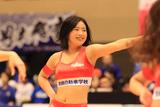 2016/04/03 対島根スサノオマジック戦 バンビーナス #3 MINAMI - 1