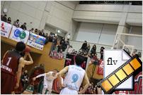 2014/01/12 #18本多純平選手 フリースロー