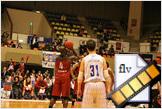 2014/04/12 対島根スサノオマジック戦 ブラウンのFT