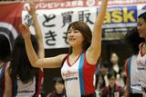 2015/10/11 対大阪エヴェッサ戦 バンビーナス #5 AKARI - 4