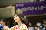 2014/12/21 対京都ハンナリーズ はんなりん - 2