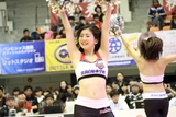 2017/02/19 対鹿児島レブナイズ戦 バンビーナス Misa - 1