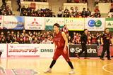 2014/04/13 対島根スサノオマジック戦 #1 鈴木達也選手