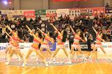 2016/03/13 対琉球ゴールデンキングス戦 バンビーナス - 1