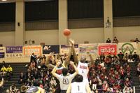 2014/03/08 TIP OFF #4 ブラウン選手