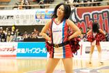 2016/02/21 対高松ファイブアローズ戦 バンビーナス #6 FUMIKA - 2