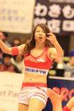 2016/04/03 対島根スサノオマジック戦 バンビーナス #10 MASUMI