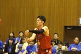 2015/03/28 対滋賀レイクスターズ戦 #16 笠原太志選手