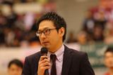 2015/04/18 対琉球ゴールデンキングス戦 HC 小野寺龍太郎