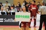 2019/11/24 群馬クレインサンダーズ戦 バンビーナス Ai - 1