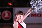 2015/01/25 対島根スサノオマジック戦 バンビーナス #1 HIROMI - 1
