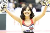 2017/03/11 対愛媛オレンジバイキングス戦 バンビーナス - 2